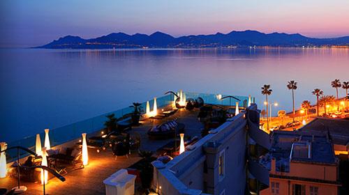 hotel Radisson à Cannes