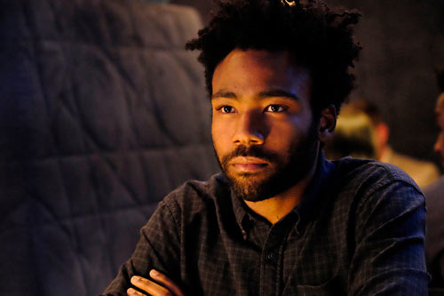 Donald Glover alias Earn