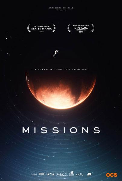 Affiche de Missions, la série
