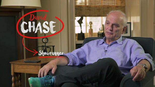 David Chase the art of television`