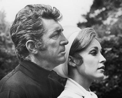 Dean Martin et Sharon Tate