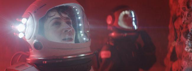 Jeanne renoir - mars astronaute