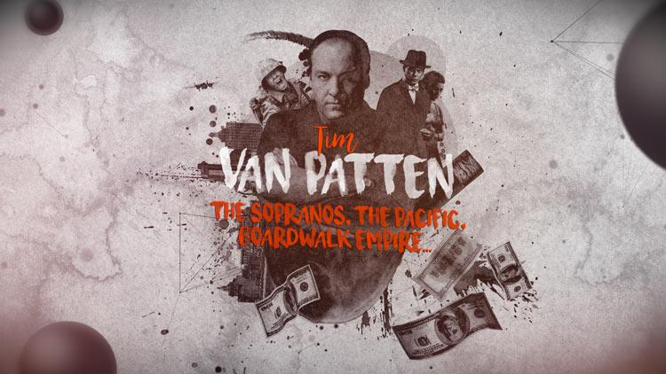 The Art of Television Tim Van Patten