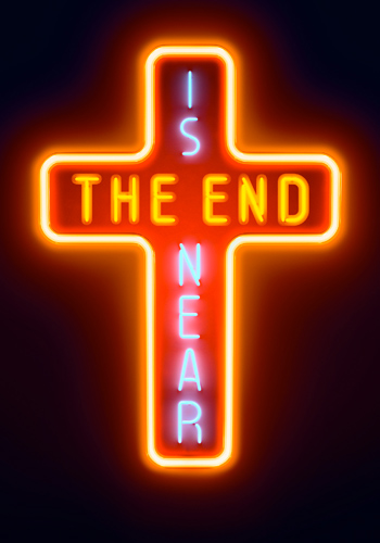 """Affiche The Leftovers saison 3 """"The End Is Near"""""""