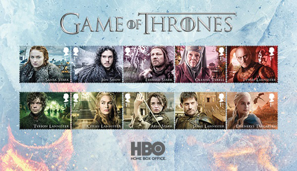 Game of Thrones - timbres