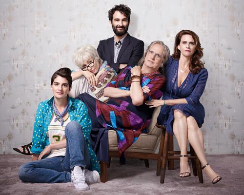la famille de Maura